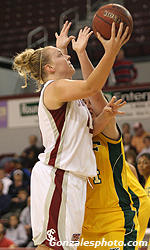 Santa Clara Women's Basketball Defeats San Francisco State 75-69