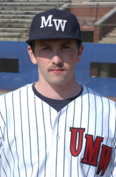 Rudman's Pinch Hit Single Lifts UMW Baseball Past Catholic, 2-1