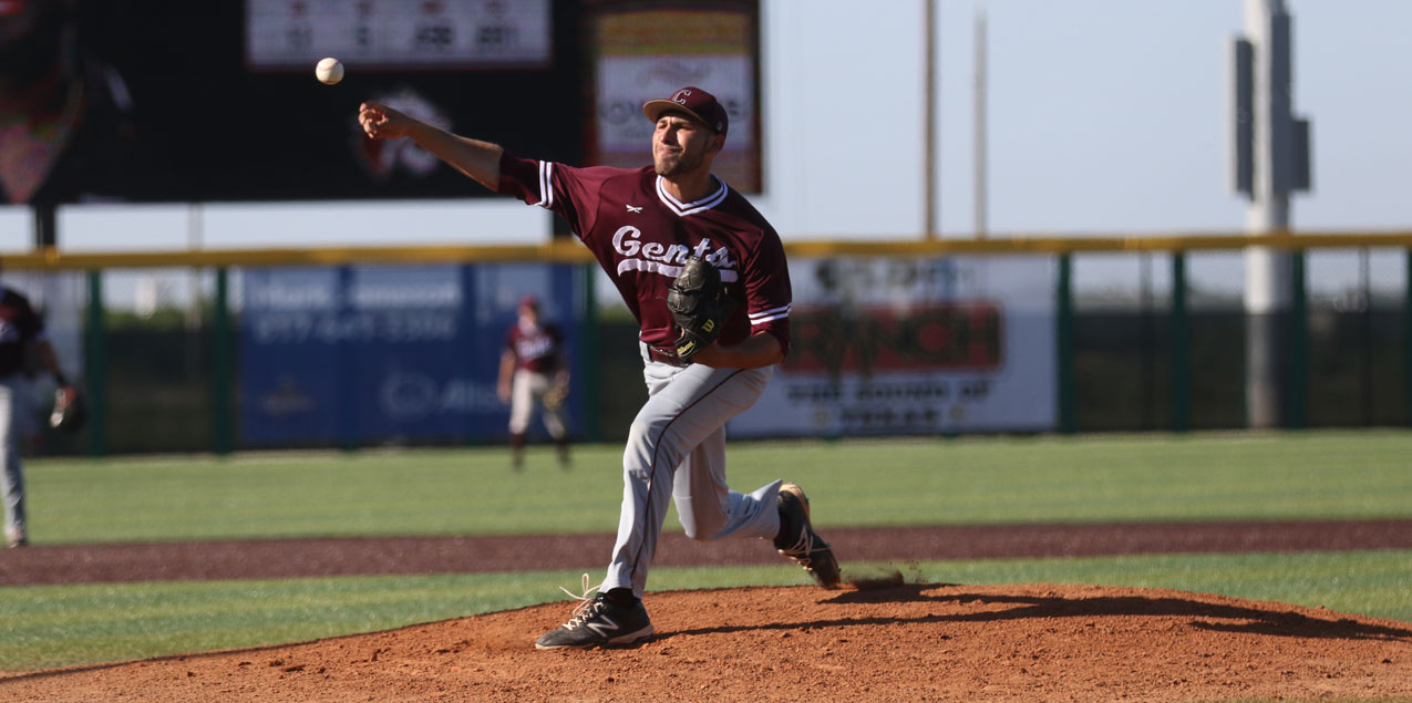 Centenary Eliminates Trinity in SCAC Baseball Tournament
