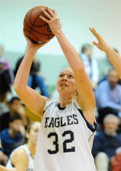 #23 UMW Women's Basketball Falls at Shenandoah, 56-54