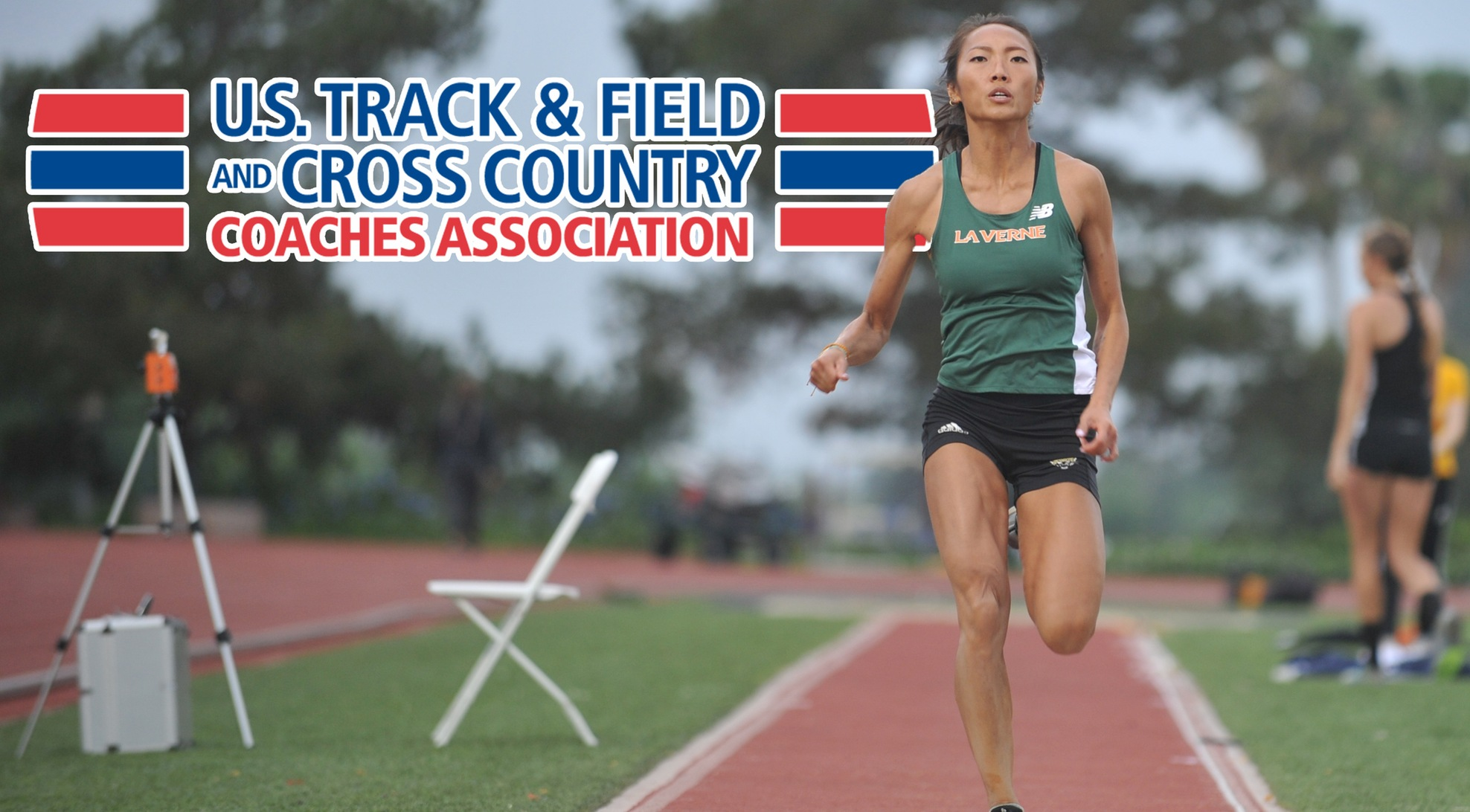 Lee Kim earns USTFCCCA All-Academic honors
