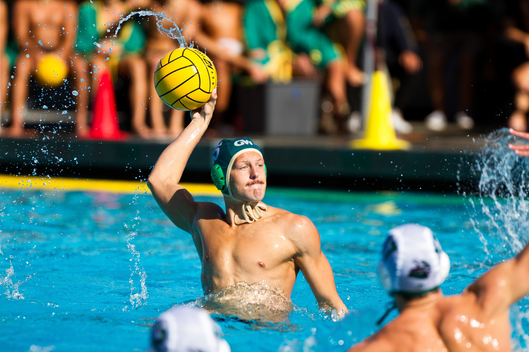 M Water Polo: Earns Trip to 13th Straight Title Game