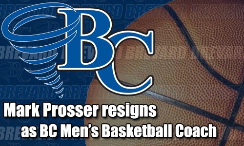 Prosser resigns as Men?s Basketball Coach