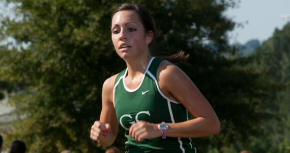 Lones Leads Bobcat Women to 10th Place Finish