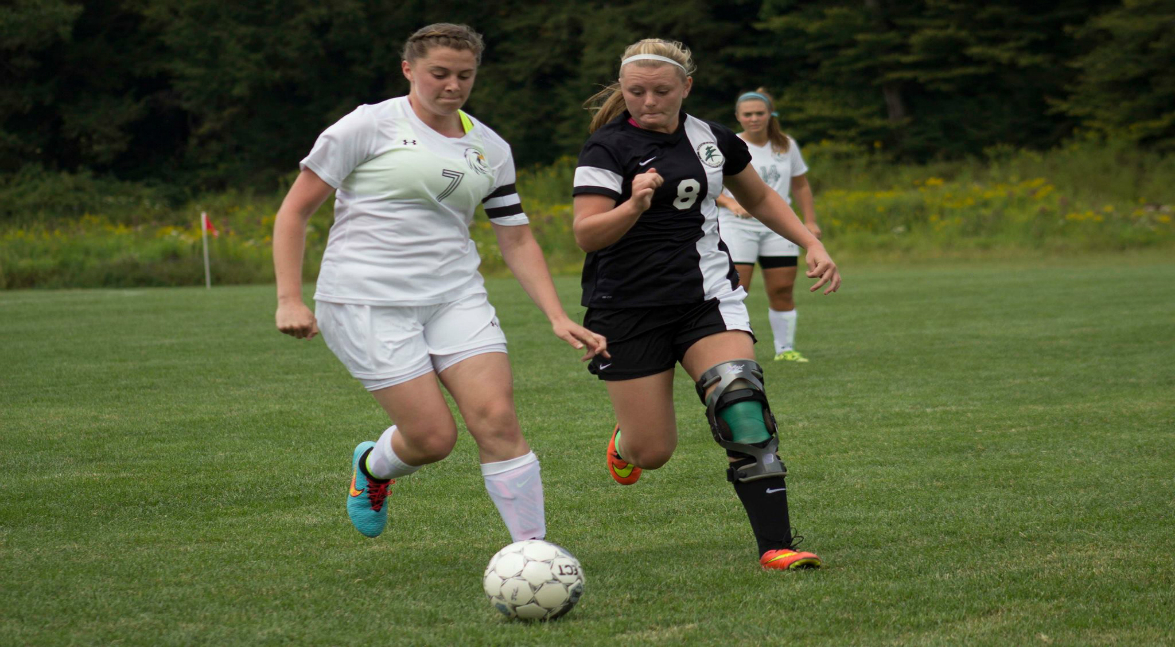 Women's Soccer vs North Country CC