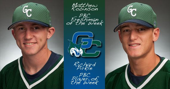 Two Baseball Athletes Honored by the PBC