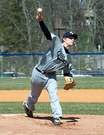 Derek Coy Named PSUAC Co-Pitcher of the Week