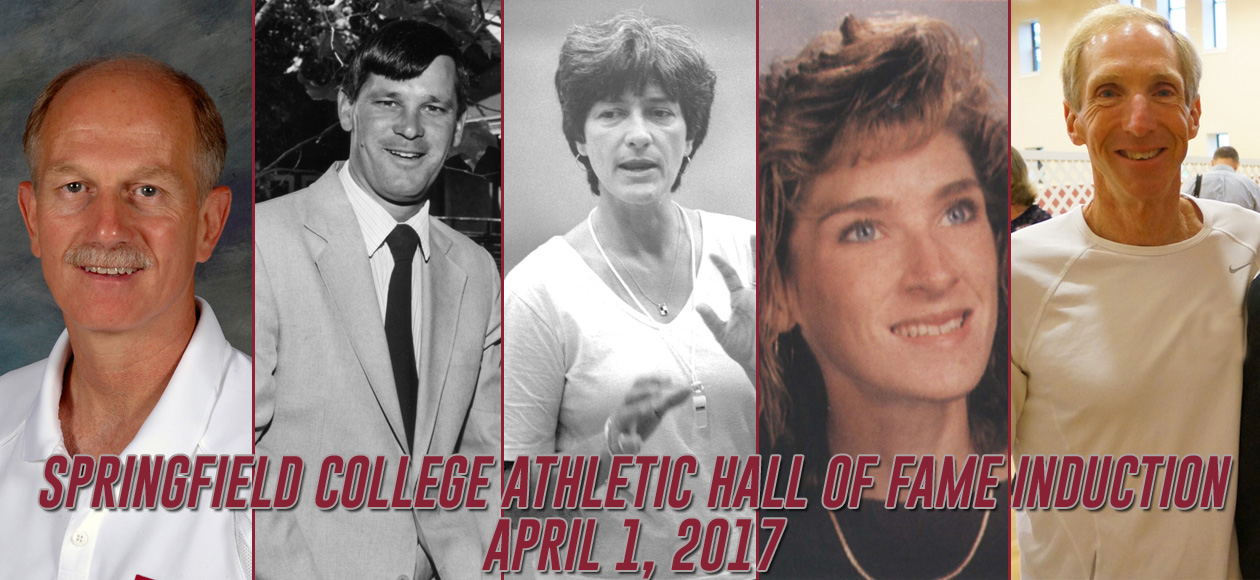 Springfield College Announces 2017 Athletic Hall of Fame Class