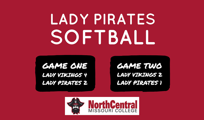 Two Close Losses For Lady Pirates Softball
