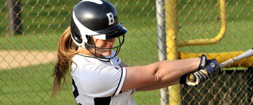 Brandeis softball falls to Emerson, rallies to beat Lesley in their doubleheader