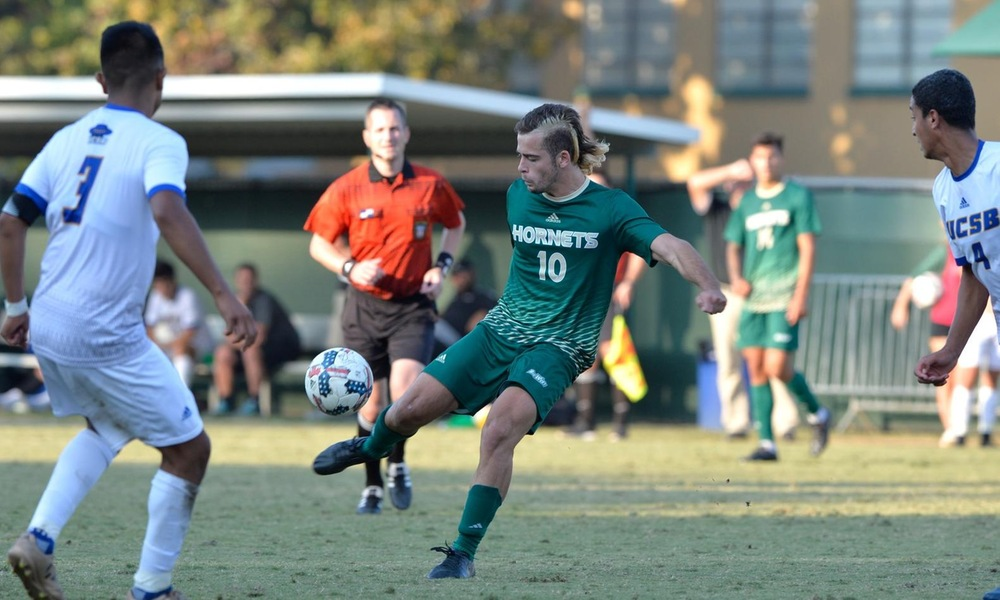 DOMINIC SCOTTI NAMED TO MEN'S SOCCER BIG WEST PRESEASON ALL-CONFERENCE TEAM