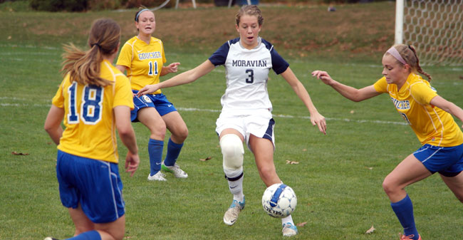 Greyhounds Tie Goucher, Earn 4th Seed in Landmark Tournament