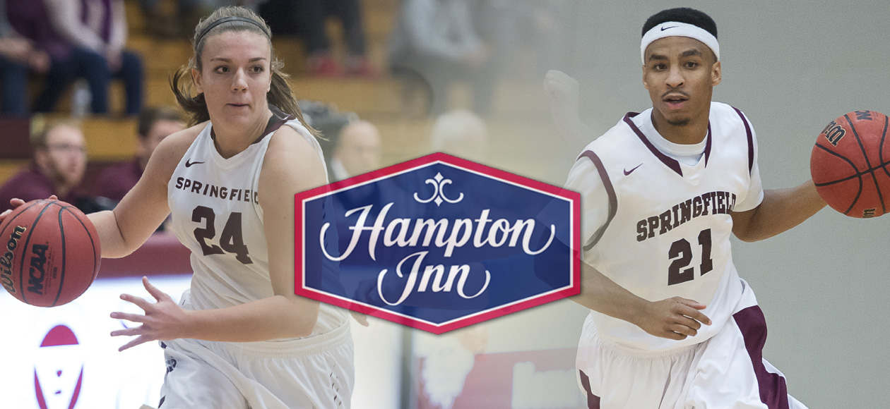 Men's and Women's Basketball to Host Hampton Inn West Springfield/Naismith Classic Dec. 30-31