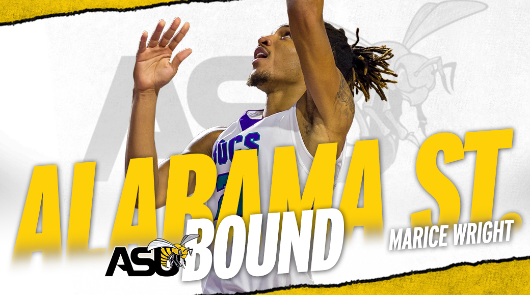 SWAC Bound | Wright Signs NLI With Alabama State