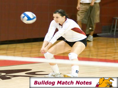 Ferris State Women's Volleyball Weekly Notes (Matches 22-24)