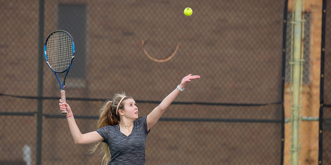 Ladies Tennis Falls to LSU Shreveport, 7-2