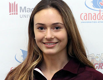Hannah Leggatt, MacEwan University, Indoor Track