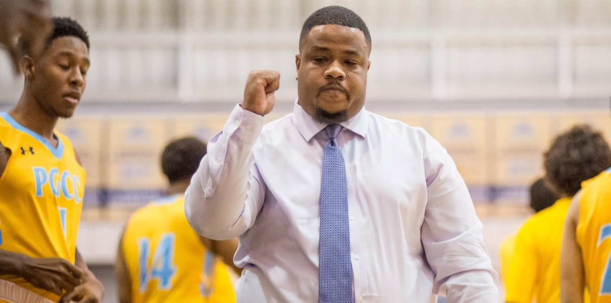 William West Named Prince George's Community College Interim Men's Basketball Head Coach