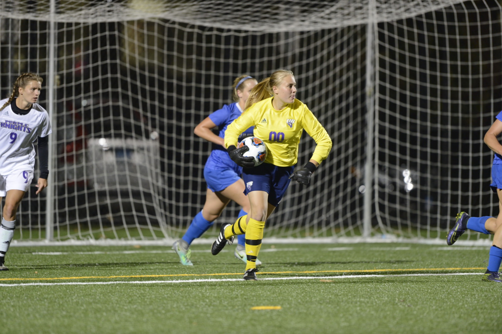 Bridgeport Women's Soccer Opens California Trip With 0-0 Double OT Draw Versus Cal State Monterey Bay