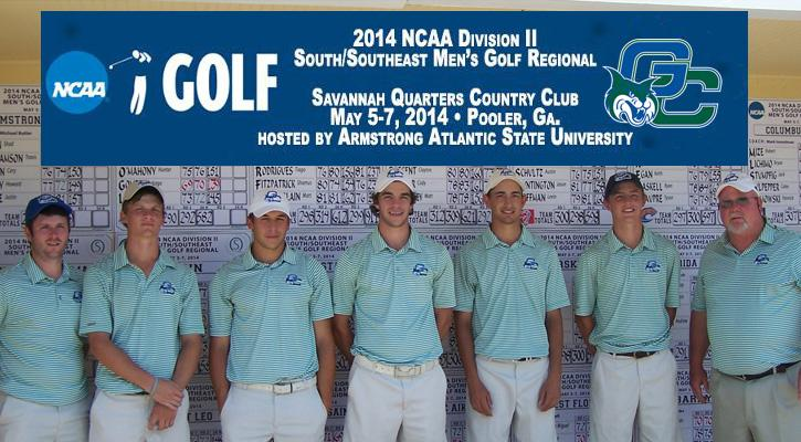 #16 GC Golf Finishes Super Regionals 16th