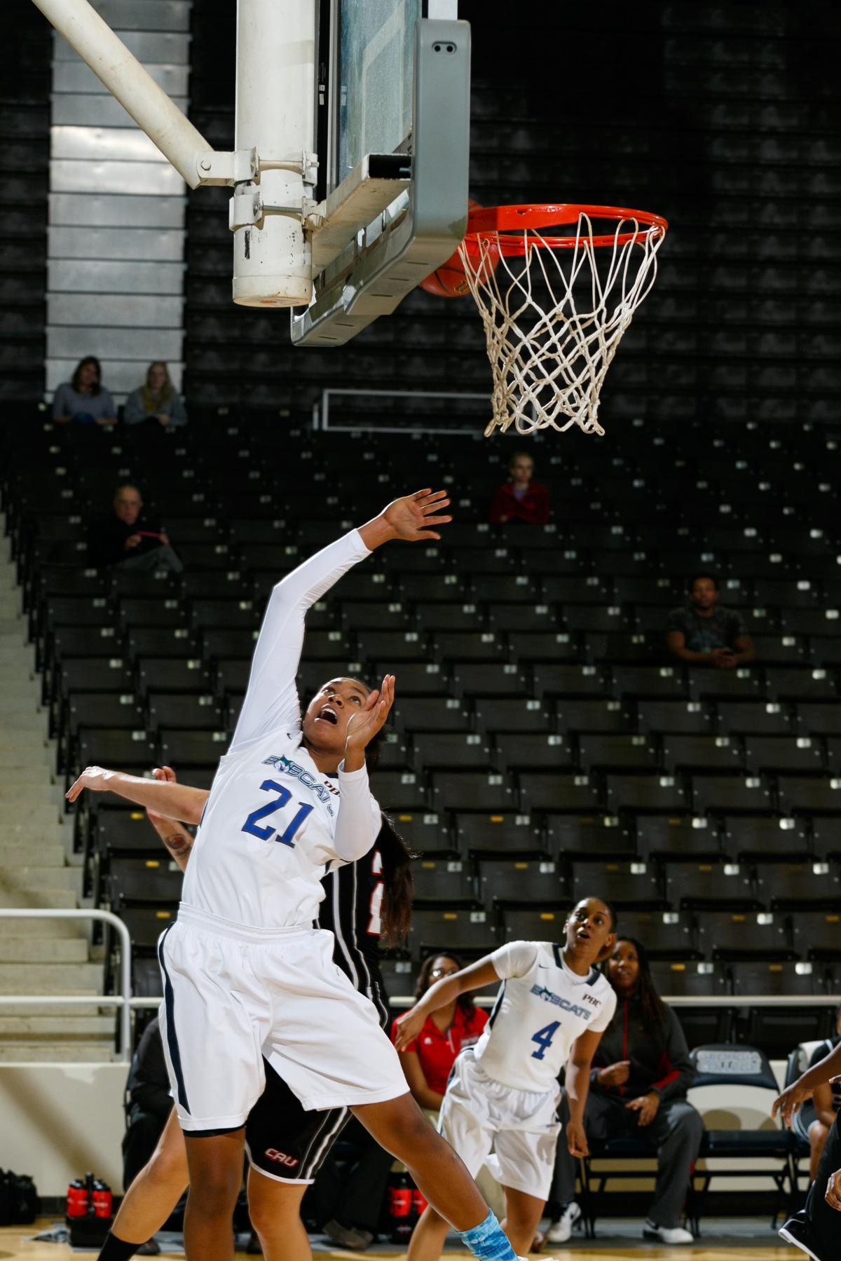 GC Women's Basketball vs. Clark Atlanta Dec. 3 - Georgia College