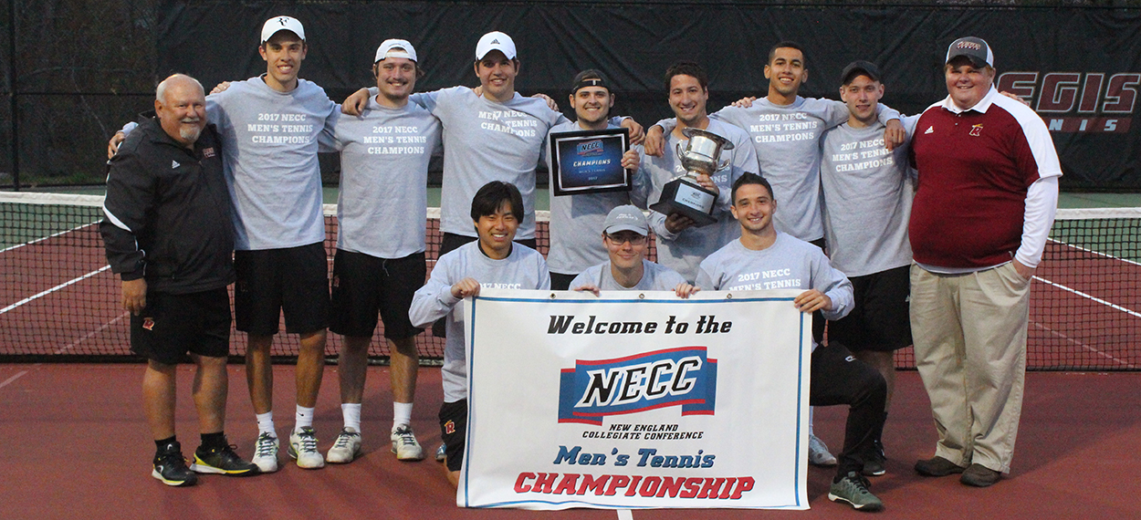 REGIS MEN'S TENNIS TEAM HISTORY