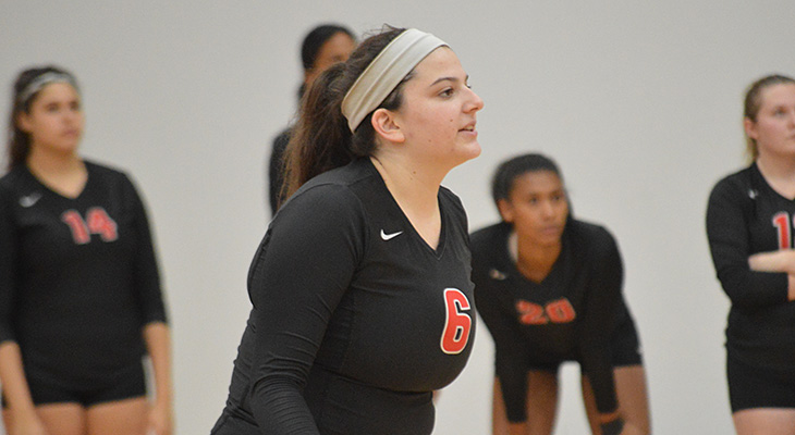 Split Weekend For Women's Volleyball At Union