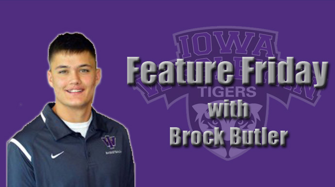 Feature Friday with Brock Butler