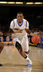 Nunnally Named Big West Player of the Week After Leading UCSB to Pair of Wins
