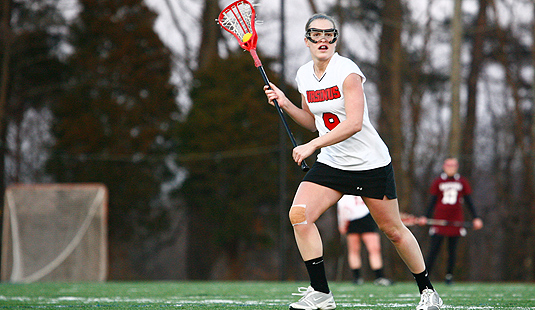 Thren named all-region in WLax