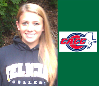 Groves Named CACC Rookie Of The Week