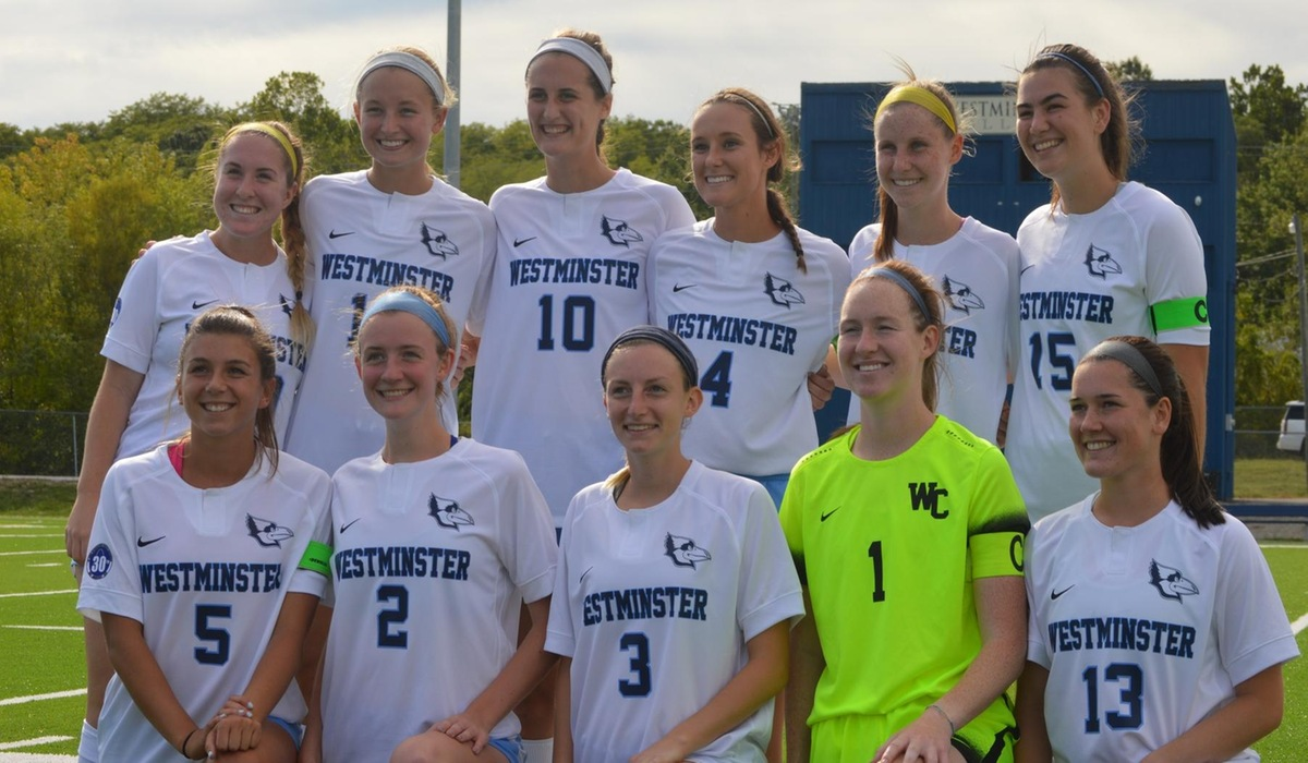 Westminster Women's Soccer Comes Up Short in SLIAC Semifinals