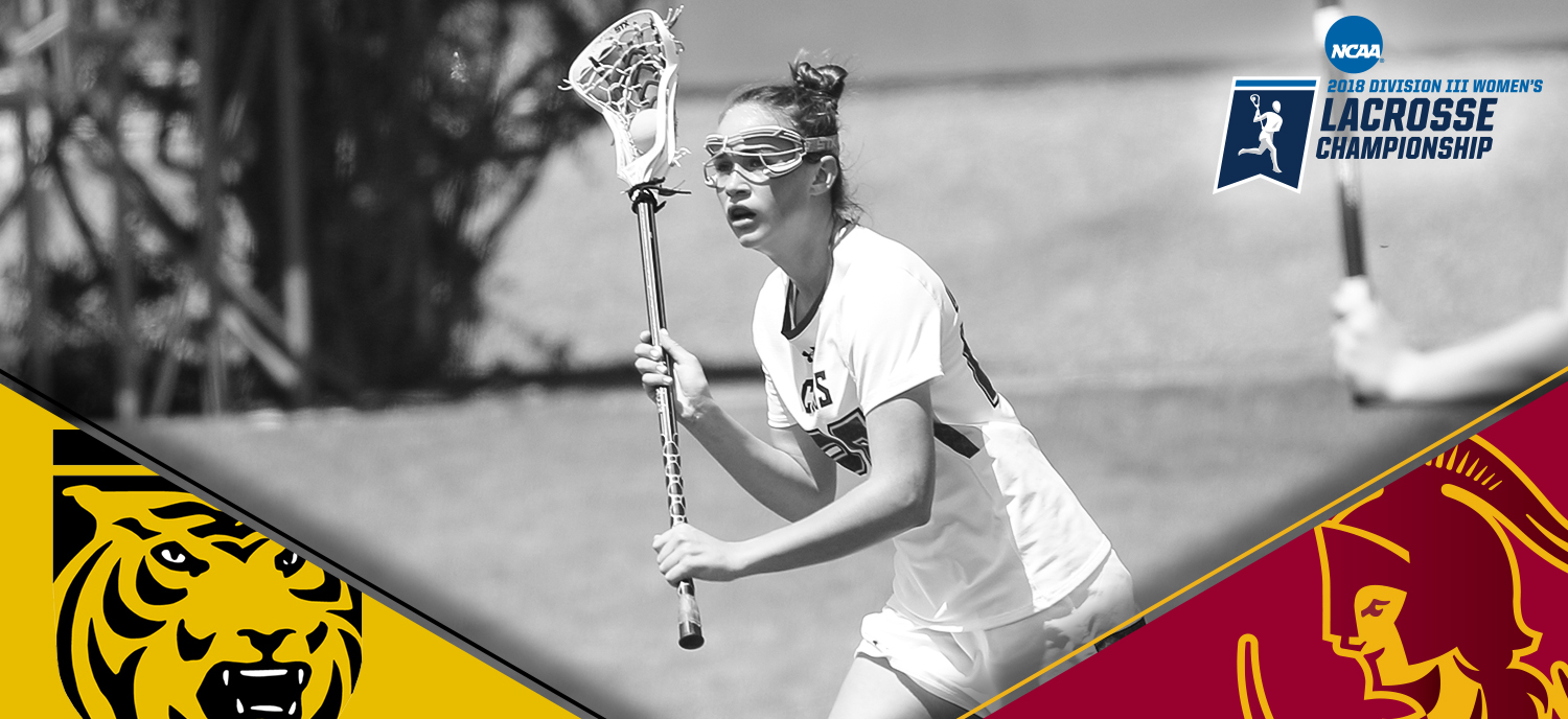 Allie Hill and the Athenas take on Colorado College for the second-straight year in the Second Round of the NCAA Tournament.