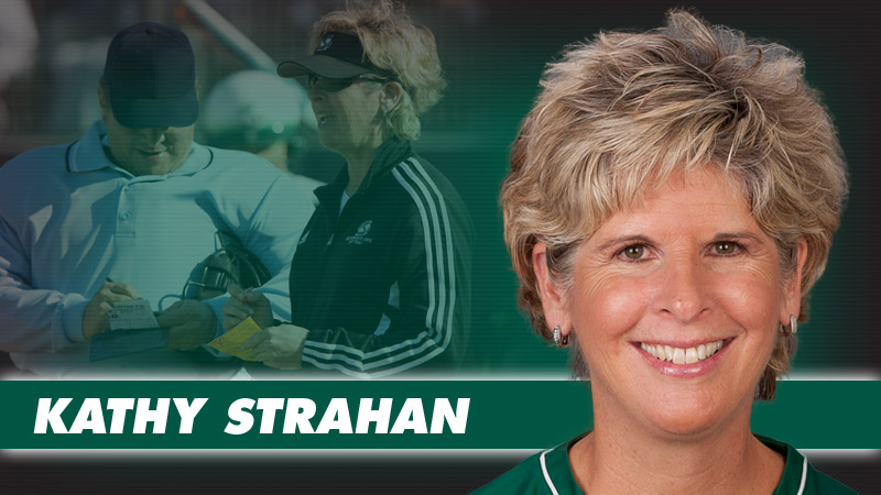 LONGTIME SOFTBALL COACH KATHY STRAHAN ANNOUNCES RETIREMENT