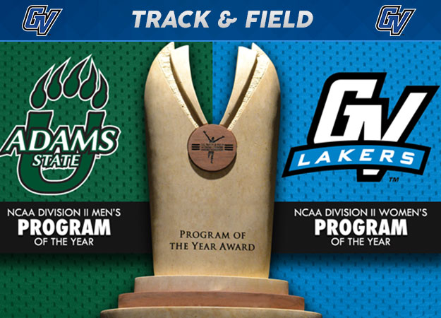 Grand Valley State Named USTFCCCA Program of the Year