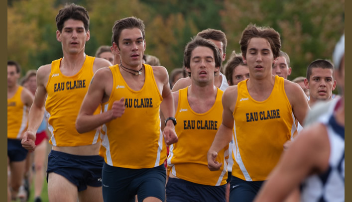 Men's Cross Country Finishes Third at St. Mary's Invite
