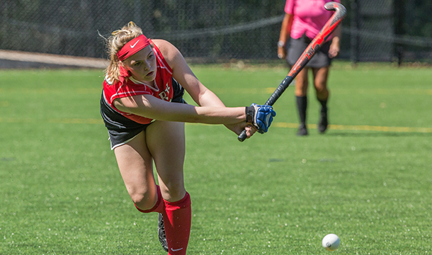 Field Hockey Shuts Down Bison In 2-0 Win