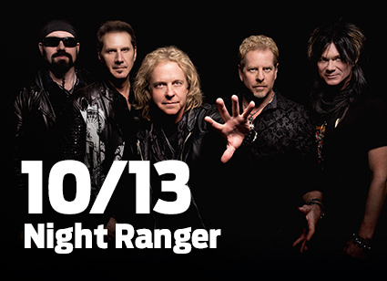 10/13 Night Ranger