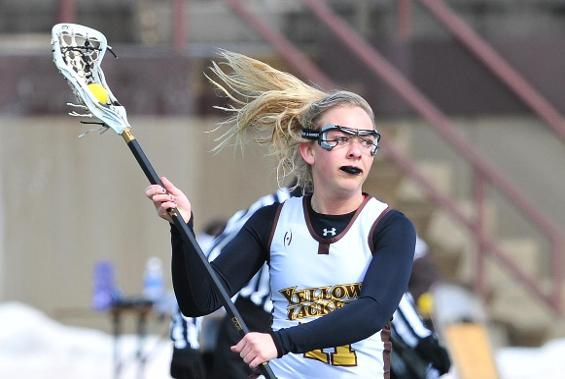 Maddie Russell Ties School-Record With Five Goals