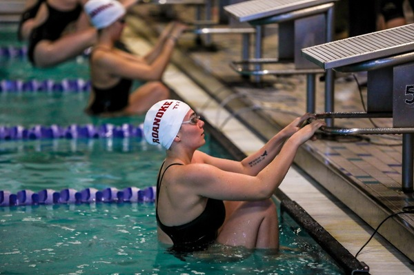 RC Swimming Teams Pick Up ODAC Wins on Saturday