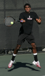 Men's Tennis Blanked by University of Texas at San Antonio