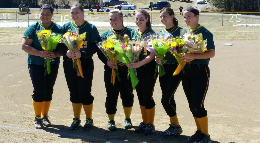 Terriers take two from Lyndon on Senior Day
