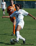 Esquivel Impacts Women's Soccer Team