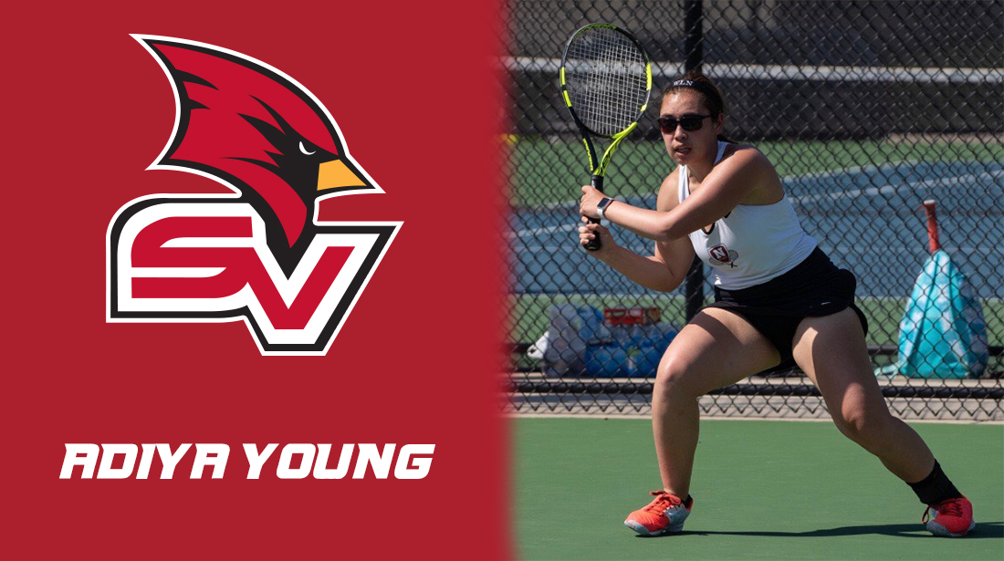 Women's Tennis announces the signing of Adiya Young