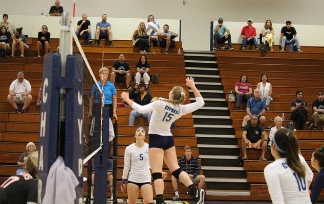 No. 12 Chargers Sweep Riverside in OEC Opener