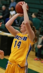 Gauchos Fall to UC Davis, 54-49