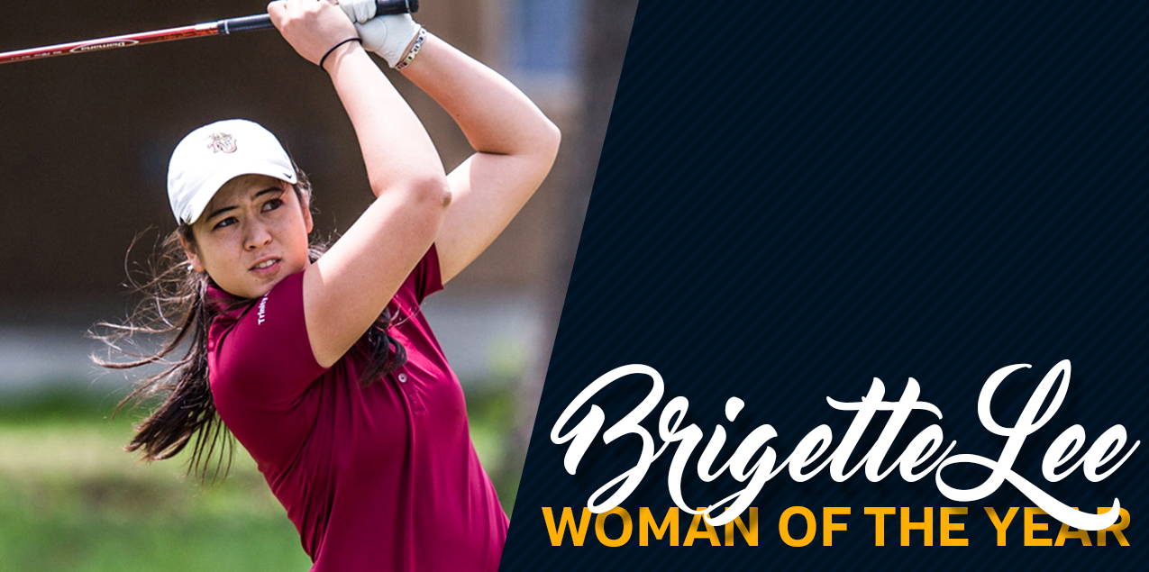 Trinity's Lee Selected SCAC Woman of the Year