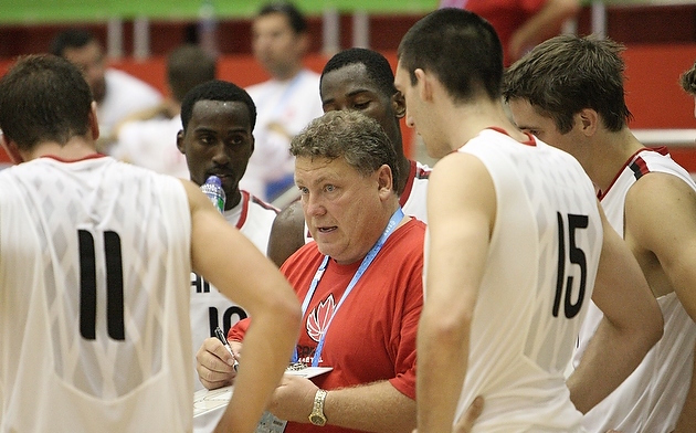 UBC men's basketball head coach Kevin Hanson will be behind the bench at his fourth Summer Universiade in August (Freestyle Photography)
