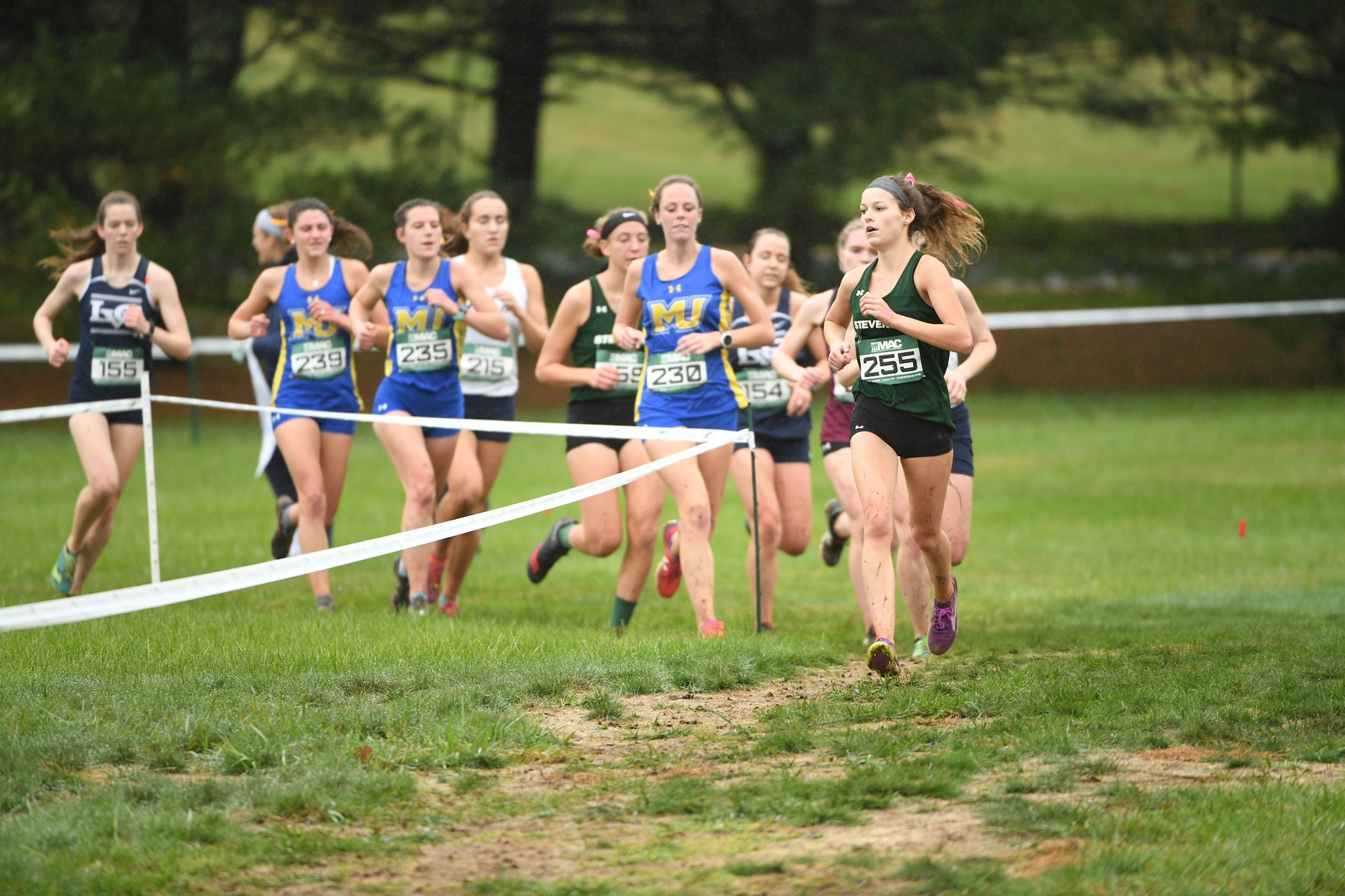 Gates Leads Mustangs With Personal Best at Mount 5k Duals