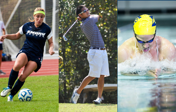 Emory Athletics Finishes Second In Directors' Cup